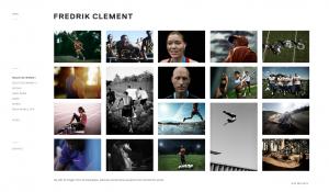 fredrikclement.com Screen Shot