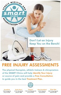 Sports Clinic Poster